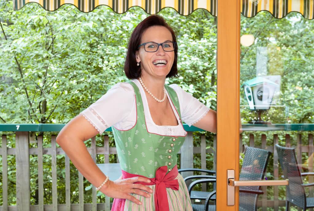 Christiane Rabl vom Bootshaus St. Pölten