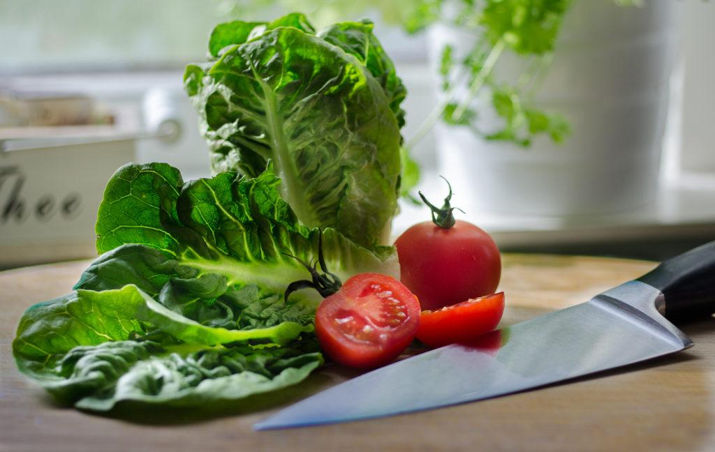 Salat-Wochen im Naturfreunde Bootshaus St. Pölten