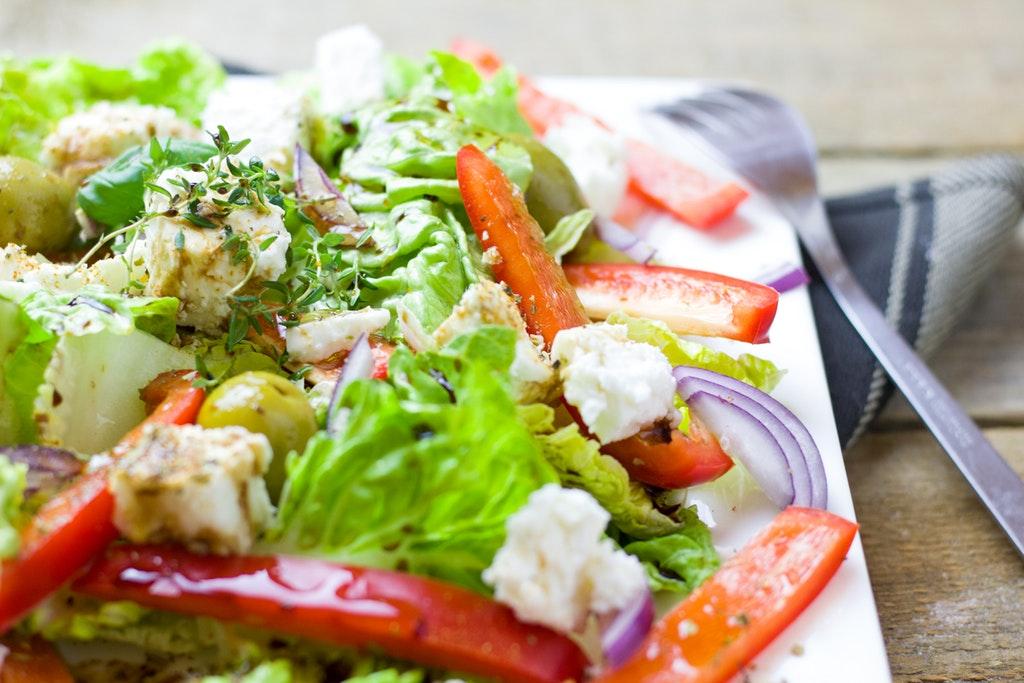 Salatwochen im Natufreunde Bootshaus St. Pölten